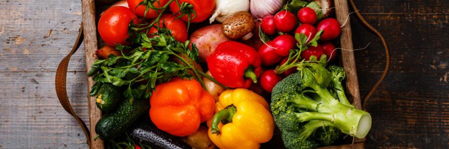 De verschillende soorten foodpakketten